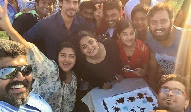 फिल्म 'अम्मा कन्नाकू' की शूटिंग पूरी