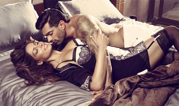 कंडोम विज्ञापन में रोमांसजादे हुए बिपाशा बासु और करणसिंह ग्रोवर