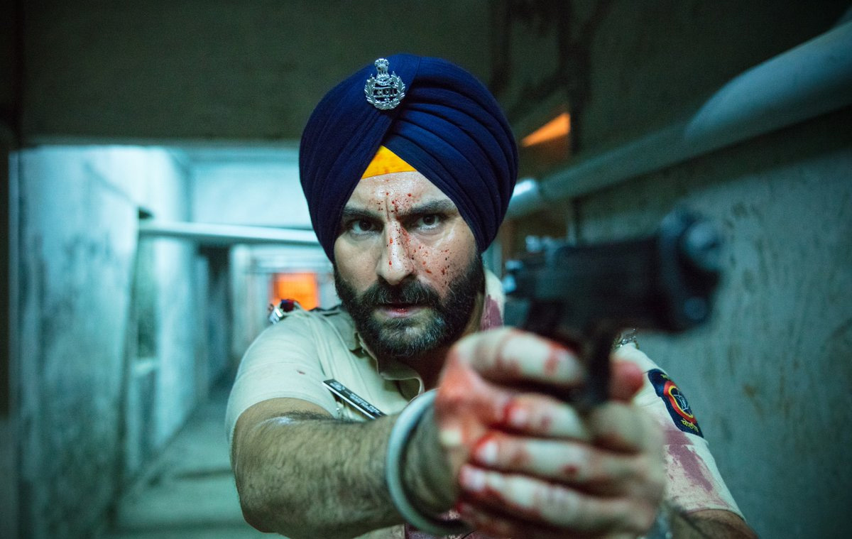 पर्दे पर नागा साधू बनने जा रहे हैं अभिनेता सैफ अली खान