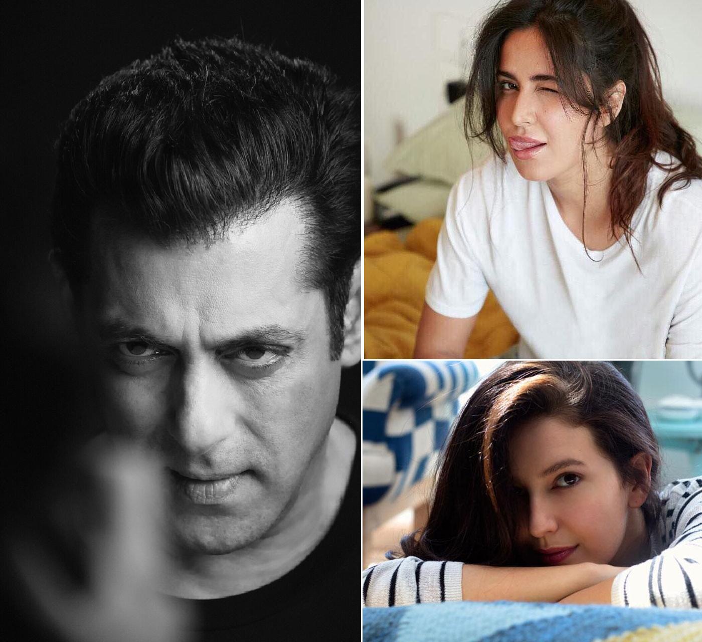 कैटरीना कैफ की बहन इसाबेल का डेब्यु हुआ श्योर, सलमान खान ने शेयर की जानकारी