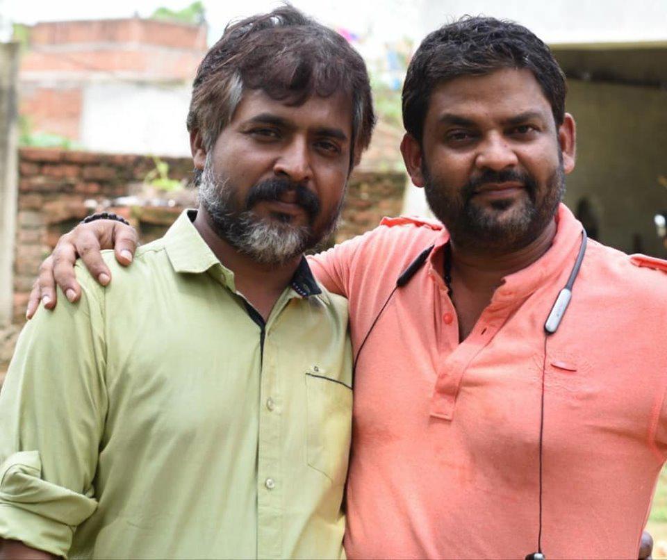 भोजपुरी में पहली बार बायोपिक 'मुकद्दर का सिकंदर' ला रहे हैं वसीम खान और संतोष मिश्रा