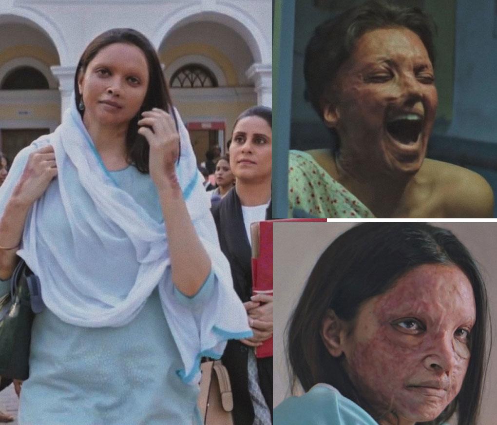 Movie Review : मेघना, दीपिका और विक्रांत की छपाक