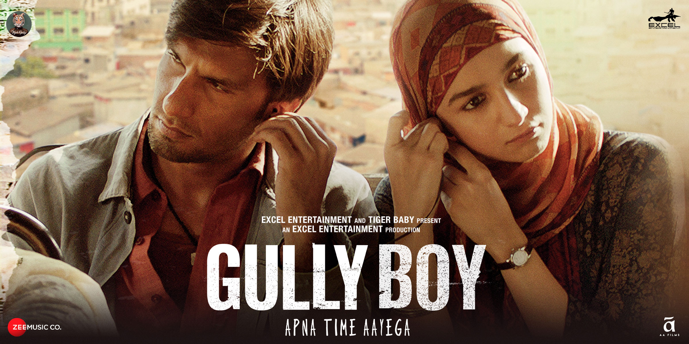 गली बॉय ने एशियाई अकादमी क्रिएटिव अवार्ड्स में जीता सर्वश्रेष्ठ फीचर फिल्म का पुरस्कार