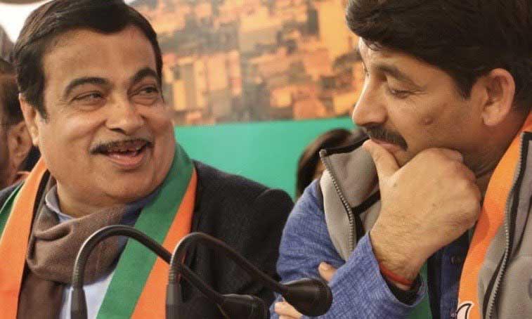 बुरा समाचार बा : दिल्ली भाजपा अध्यक्ष पद से अभिनेता मनोज तिवारी की छुट्टी