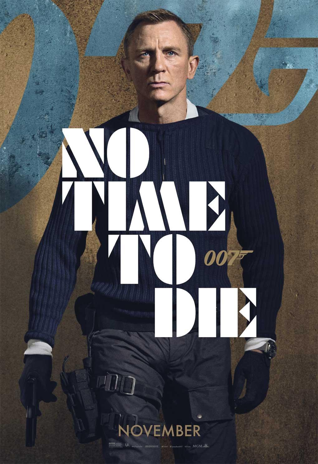 No Time To Die से जुड़े दस्तावेज लीक होने से बेपर्दा हुआ James Bond का मिशन!