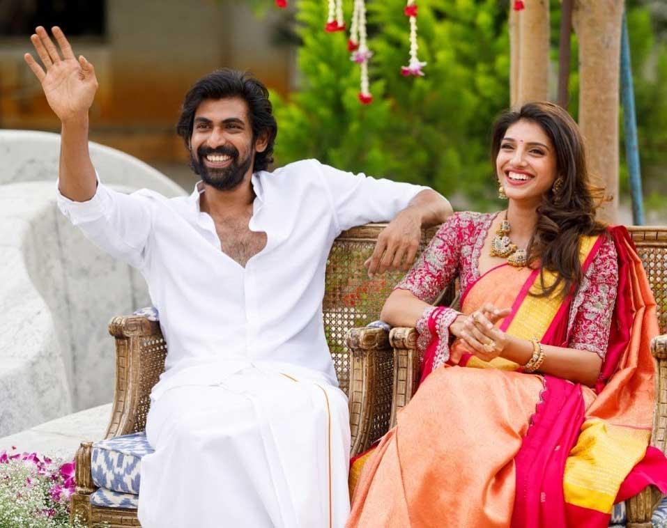 अगस्त में होगी बाहुबली अभिनेता राणा दग्गुबाटी की शादी