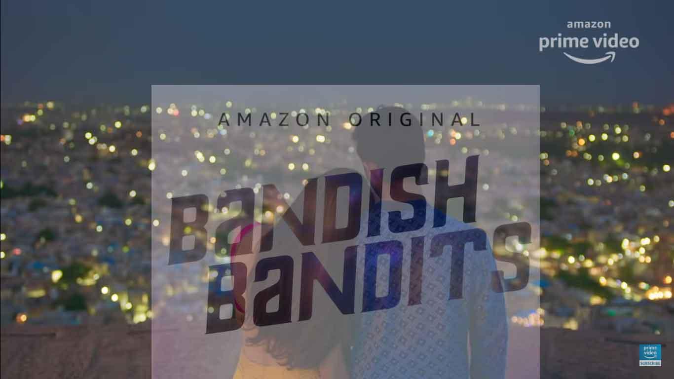 अमेज़न प्राइम वीडियो की आगामी मूल 'बंदिश बैंडिट्स' का ट्रेलर हुआ रिलीज़!