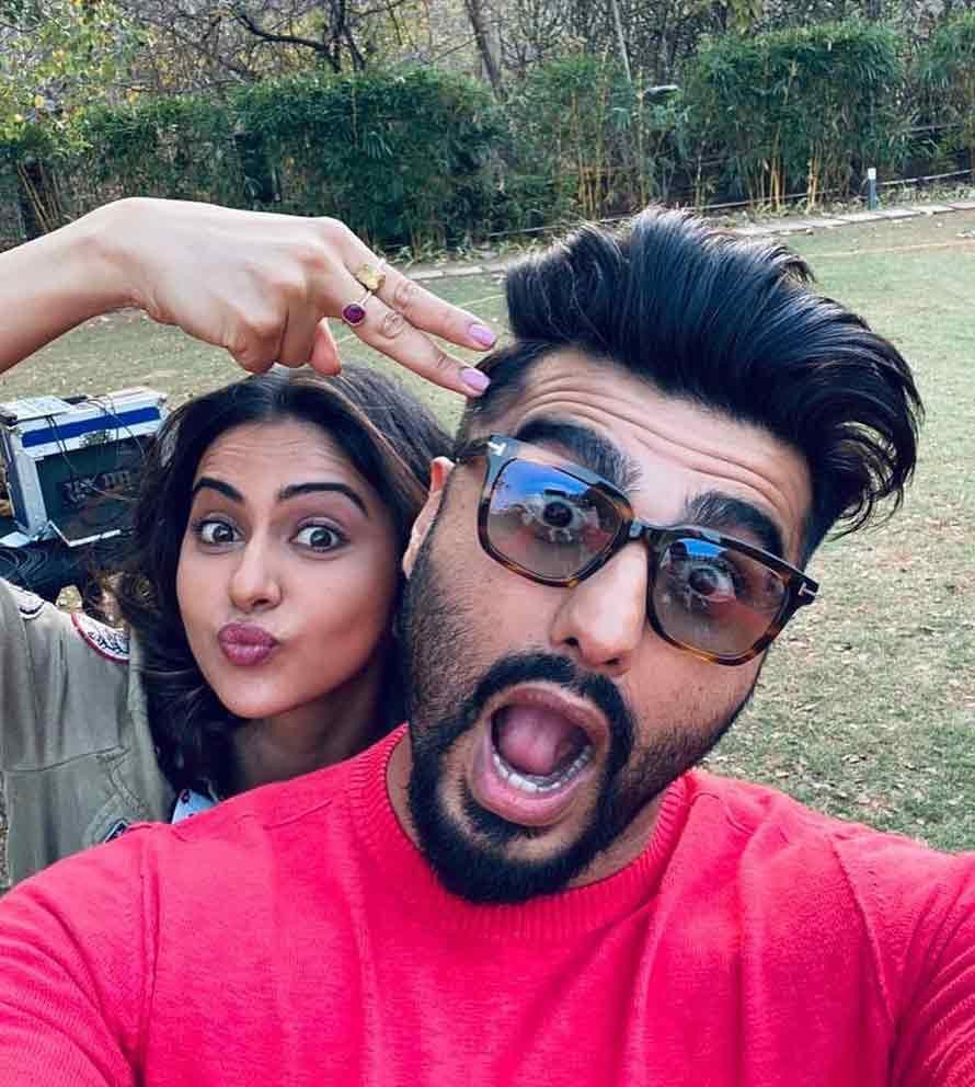 अर्जुन कपूर और रकुल प्रीत अभिनीत रोमांटिक फिल्म की शूटिंग दोबारा शुरू होगी