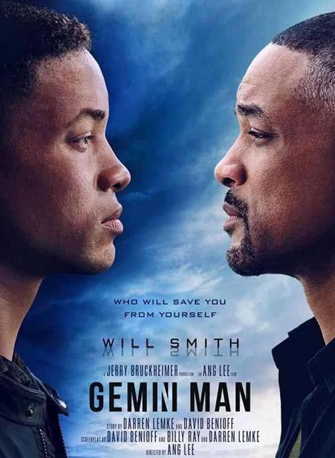 Will Smith in Gemini Man Movie
