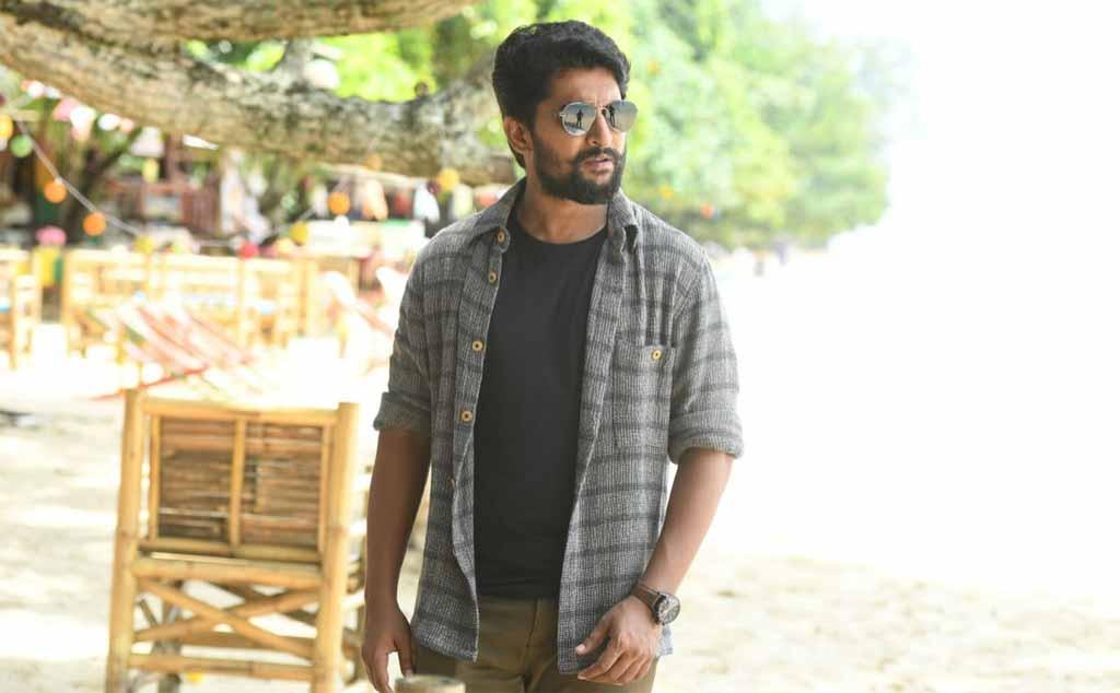 Actor Nani In V